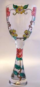 Rose Goblet